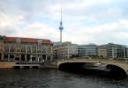 Kaart Berlijn