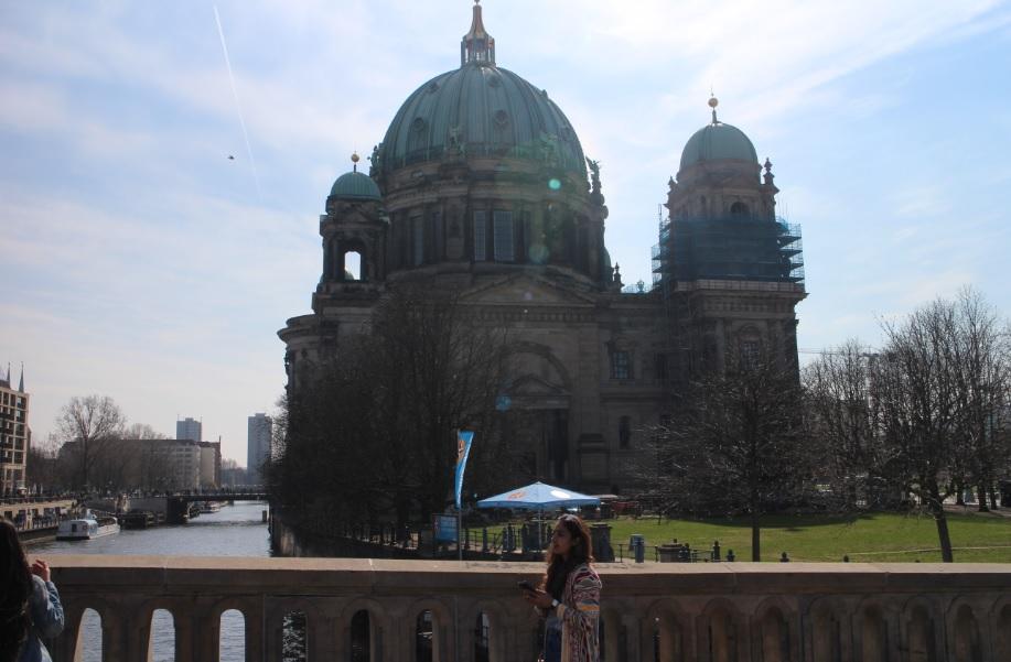 Berliner Dom - bezienswaardigheid Berlijn