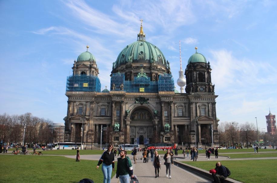 Dom van Berlijn bezichtigen