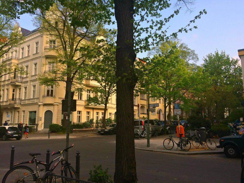 Wonen en werken Berlijn