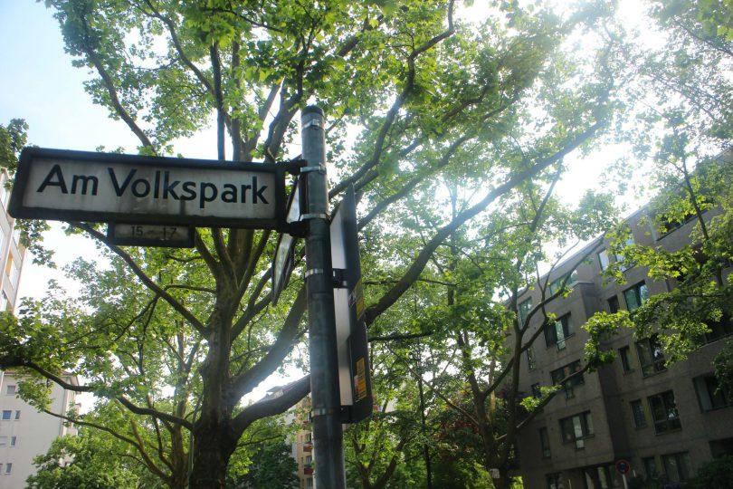 Volkspark WIlmersdorf