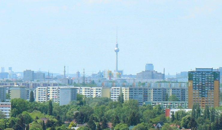 met kinderen naar Berlijn