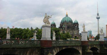 stage in Berlijn