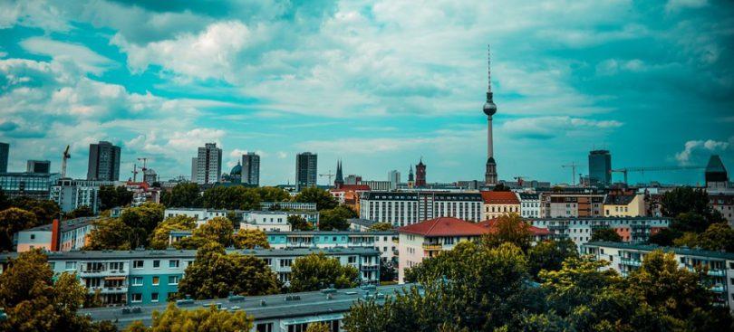 tours door berlijn